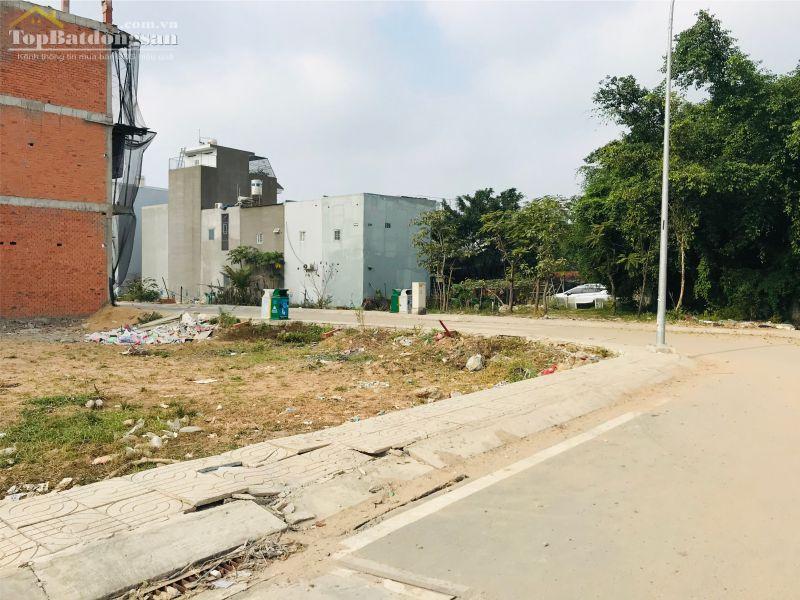 Đất Hiệp thành city Quận 12 chính chủ 2021 đường nhựa 7m đất